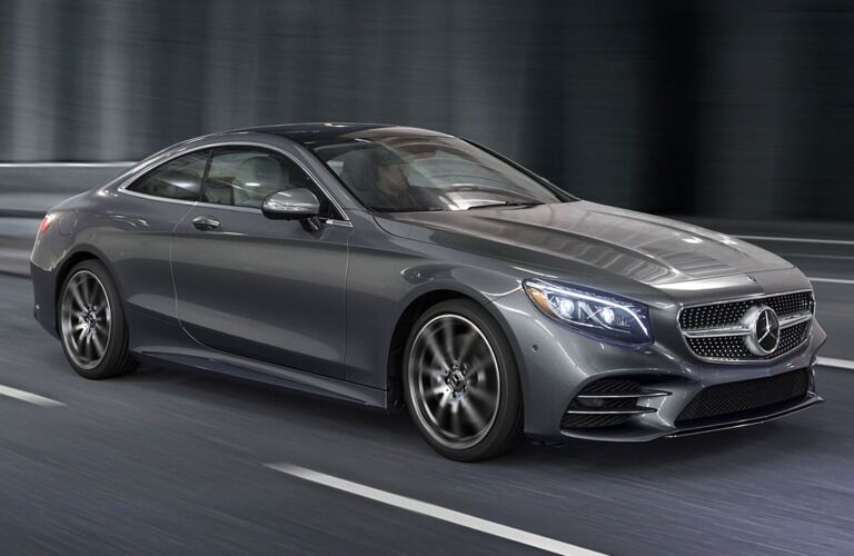 2019 Mercedes Benz S Class Coupe Wilmington De
