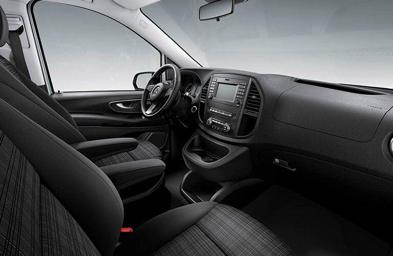 2020 Mercedes-Benz Metris Cargo Van front interior