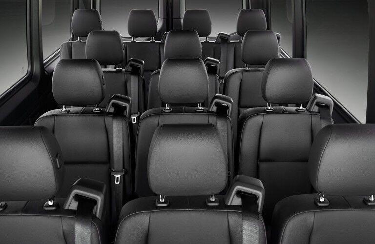 2020 Mercedes-Benz Sprinter Passenger Van passenger seats