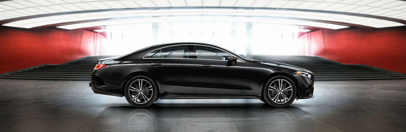 2020 Mercedes-Benz CLS side profile