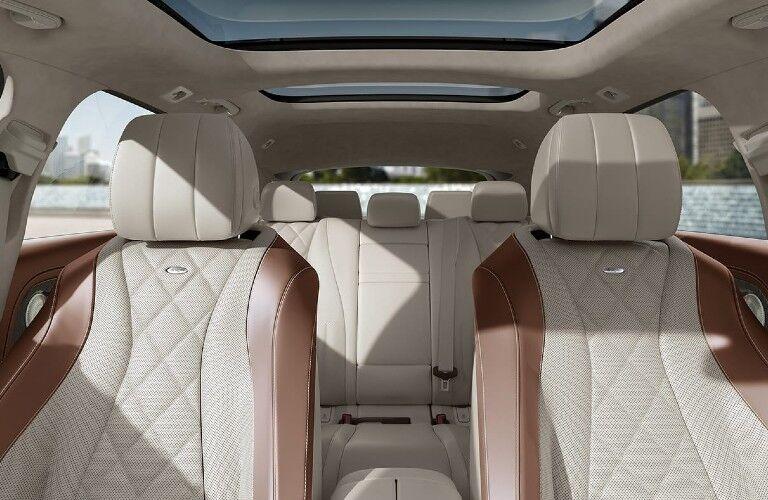 2020 Mercedes-Benz E-Class Wagon passenger seats