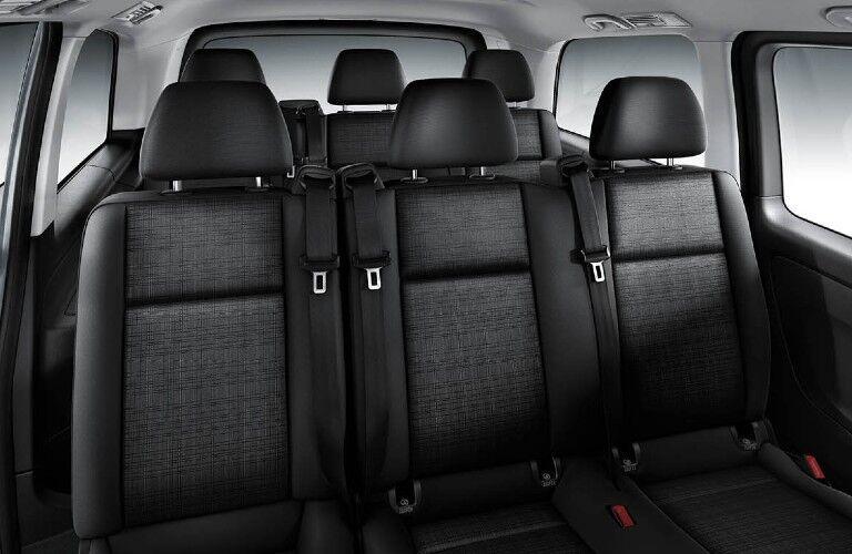 2020 Mercedes-Benz Metris Passenger Van rear seats