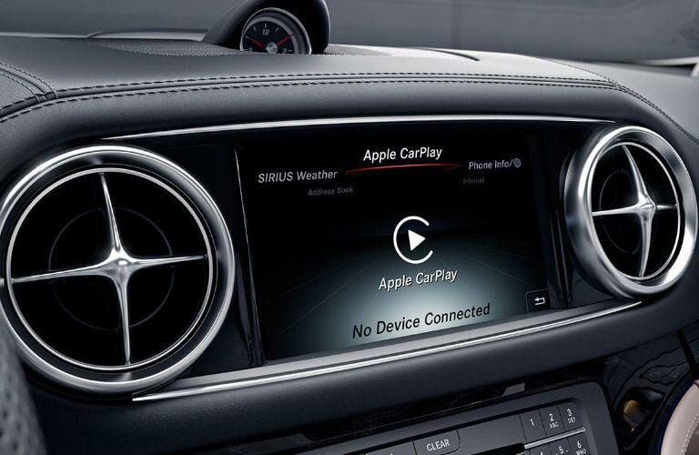 2020 Mercedes-Benz SL infotainment system