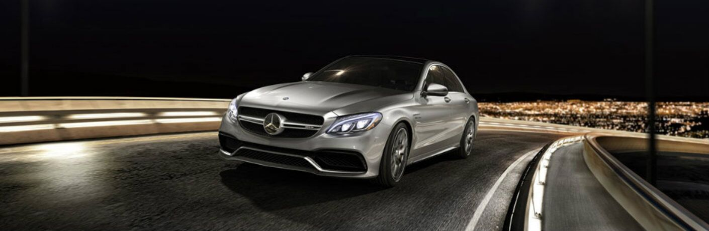 2017 C300 4MATIC model information