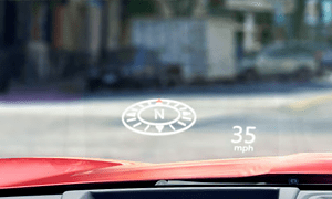 Honda Accord Head-Up Display