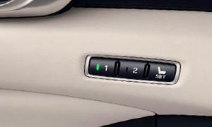 Honda Accord Seat Memory