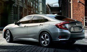 Honda Civic Safety Technology