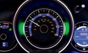 Honda Fit Instrument Panel