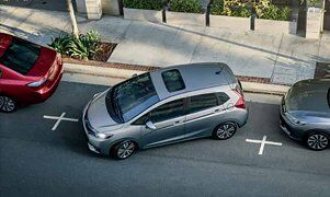 Honda Fit Safety Technology