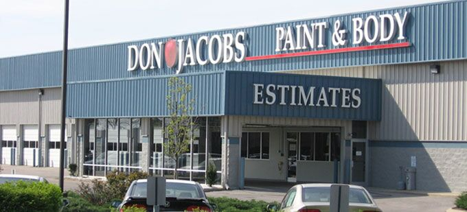 Don Jocbos Paint & Body in Lexington