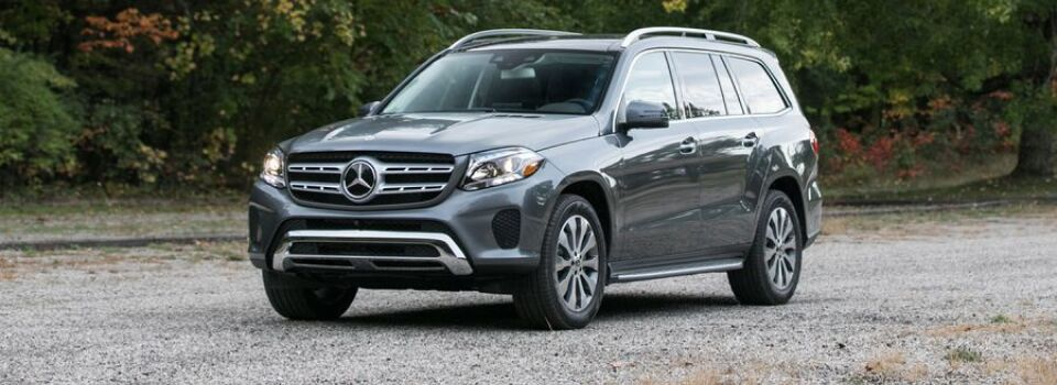 New 2018 Mercedes Benz Gls 550 4matic