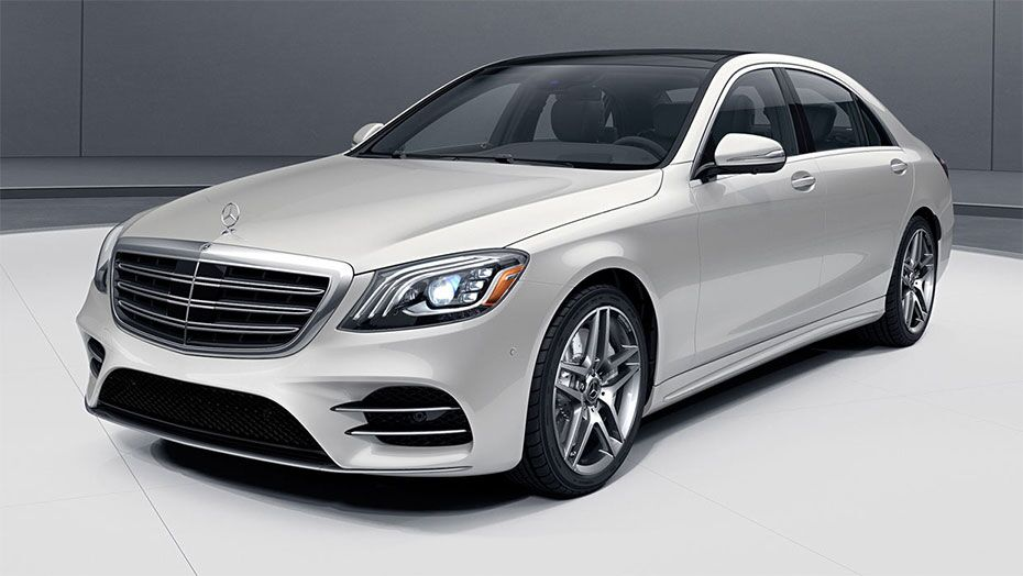 2019 Mercedes-Benz S 560 4MATIC® Financing