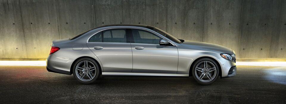 New 2019 Mercedes-Benz E 450 4MATIC® Sedan