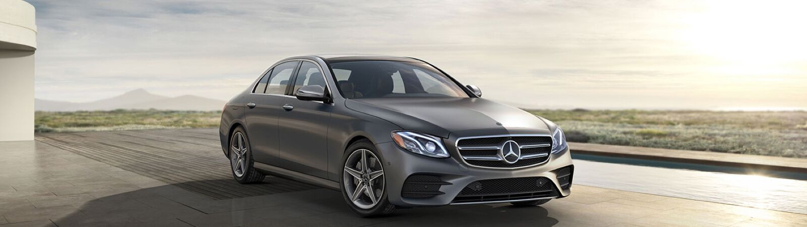 The 2018 Mercedes-Benz E-Class sedan Loeber Mercedes-Benz Chicago, IL