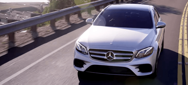 The high performance 2018 Mercedes E-Class Loeber Mercedes-Benz Chicago, IL