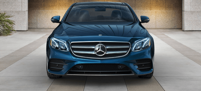 The 2018 Mercedes-Benz E-Class sedan available at Loeber Motors Chicago, IL