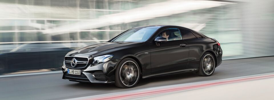 New 2019 Mercedes-Benz E 53 AMG® Coupe