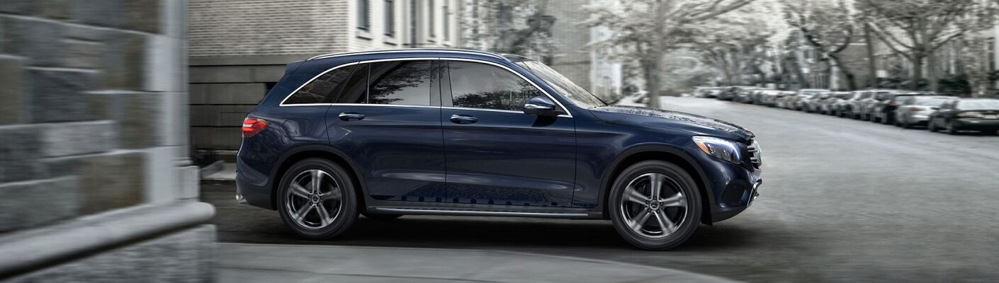 The 2019 Mercedes-Benz GLC available from Loeber Motors near River Grove, IL