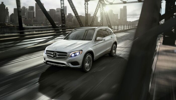 The high performance 2019 Mercedes-Benz GLC