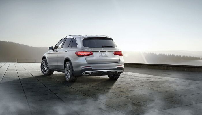 Stay safe inside the 2019 Mercedes-Benz GLC