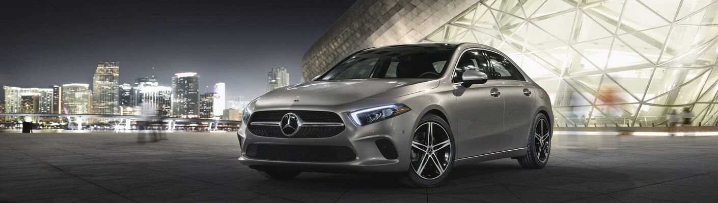 The 2019 Mercedes-Benz A-Class available from Loeber Motors near Evanston, IL