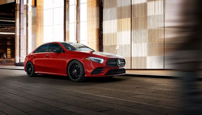 Stay safe inside the 2019 Mercedes-Benz A-Class