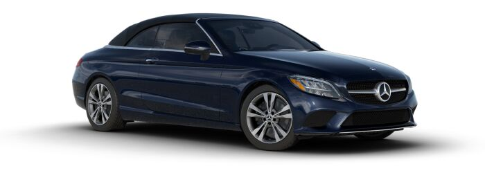 New 2019 Mercedes-Benz C 300 4MATIC® Cabriolet