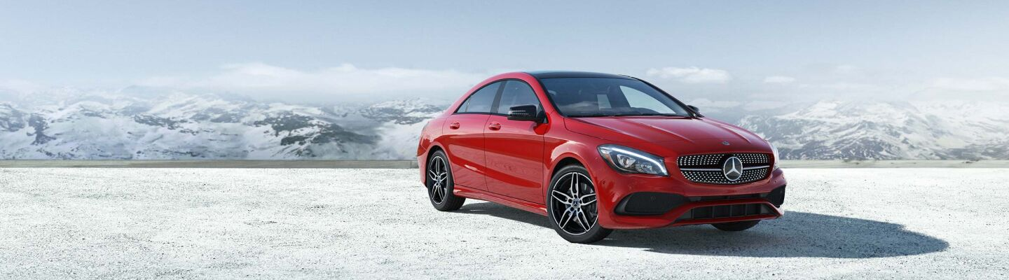 The 2019 Mercedes-Benz CLA available at Loeber Motors near River Forest, IL