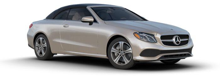 New 2019 Mercedes-Benz E 450 4MATIC® Cabriolet