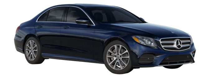 New 2019 Mercedes-Benz E 300 4MATIC® Sedan
