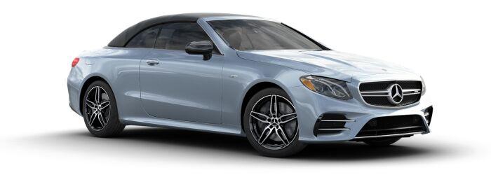 New 2019 Mercedes-Benz E 53 AMG® Cabriolet