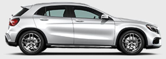 2019 Mercedes-Benz AMG GLA 45 SUV