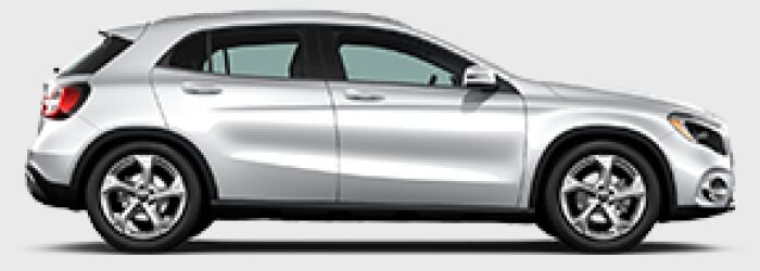 2019 Mercedes-Benz GLA SUV 250