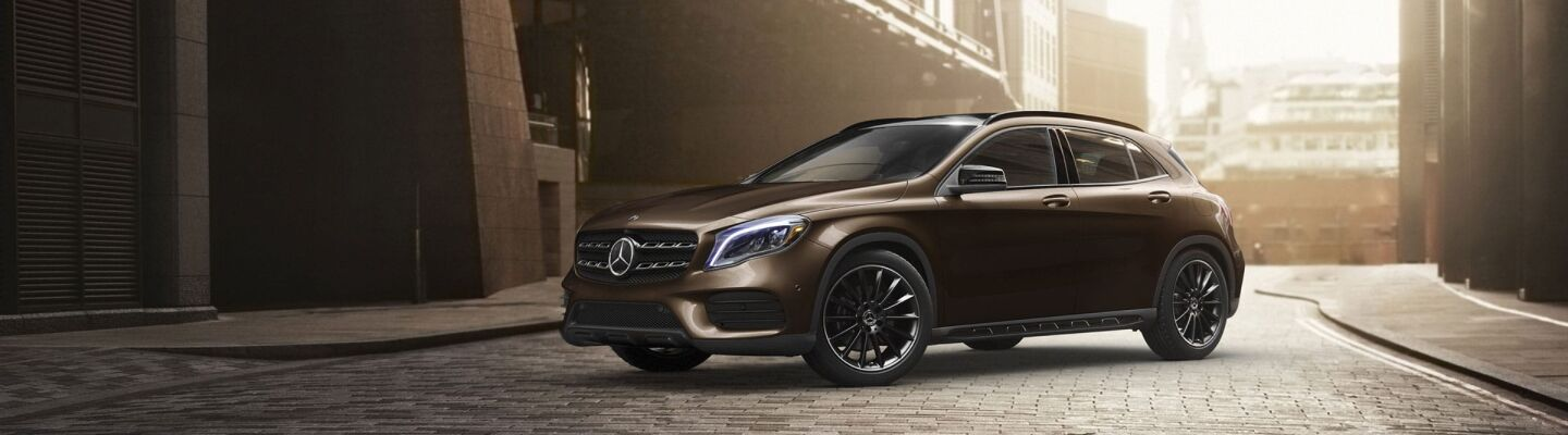 The 2019 Mercedes-Benz GLA available at Loeber Motors in Lincolnwood, IL
