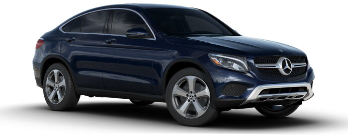 New 2019 Mercedes-Benz GLC 300 4MATIC® Coupe