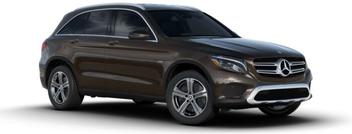 New 2019 Mercedes-Benz GLC 350 4MATIC® Hybrid