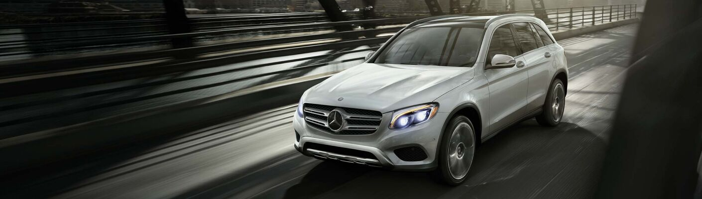 The 2019 Mercedes-Benz GLC available from Loeber Motors near Park Ridge, IL