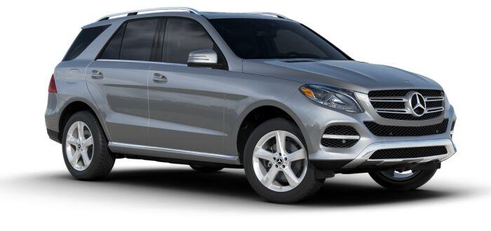 New 2019 Mercedes-Benz GLE 400 4MATIC® SUV