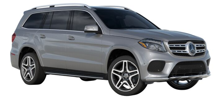 New 2019 Mercedes-Benz GLS 550 4MATIC®