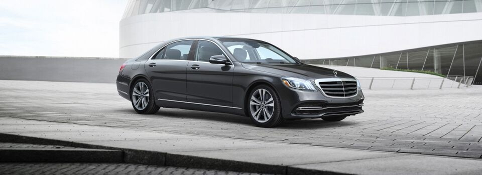 New 2019 Mercedes-Benz S 560 MATIC® Sedan