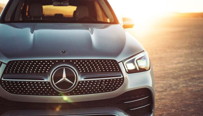 Finance a 2020 Mercedes-Benz GLE from Loeber Motors