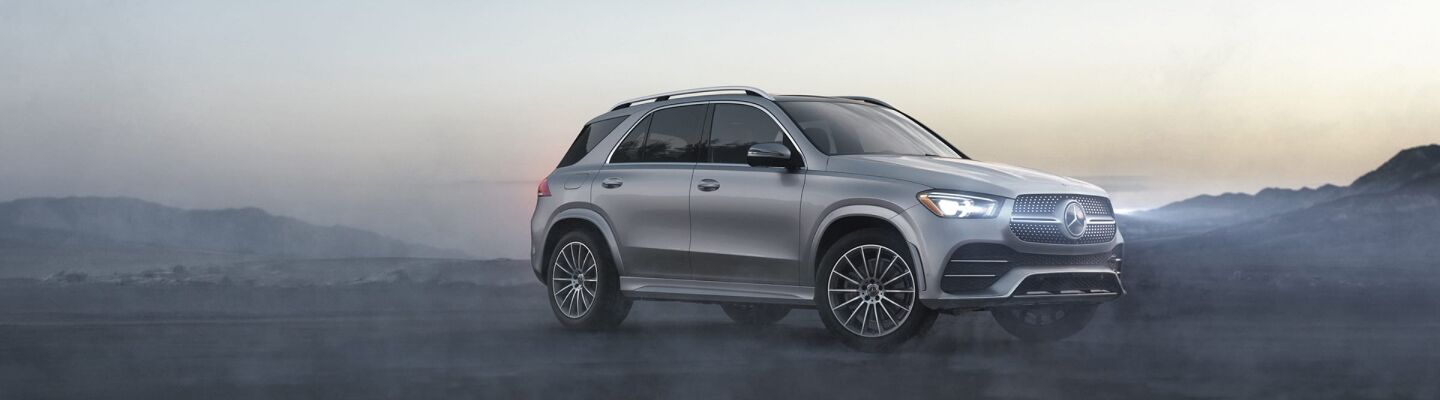 The 2020 Mercedes-Benz GLE available at Loeber Motors in Evanston, IL