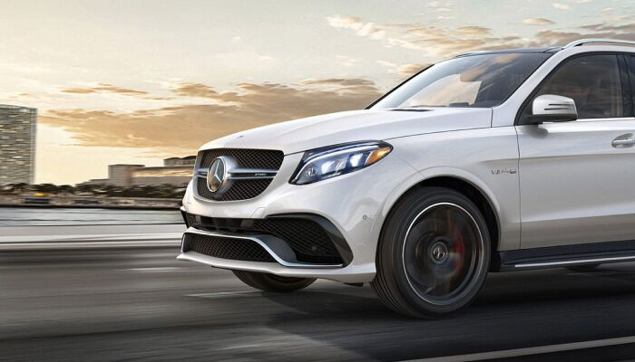 The high performance 2020 Mercedes-Benz GLE