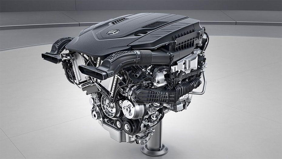 2019 Mercedes-Benz S 560 4MATIC® Sedan Performance Features