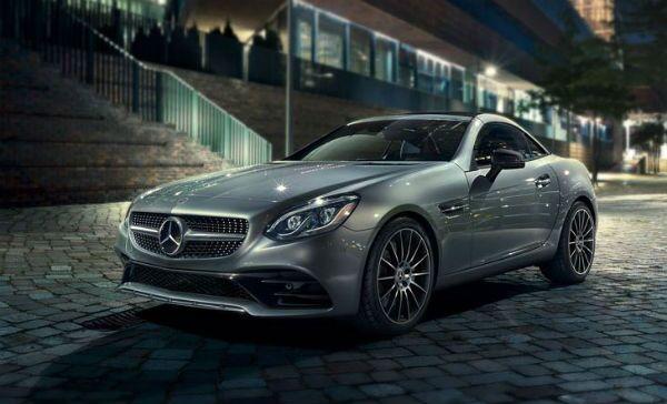 Mercedes-Benz SLC Loeber Motors