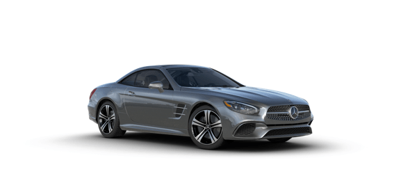 Mercedes-Benz SL Class in grey