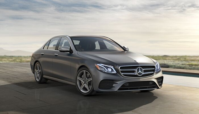The high performance 2019 Mercedes-Benz E 300 4MATIC® Sedan