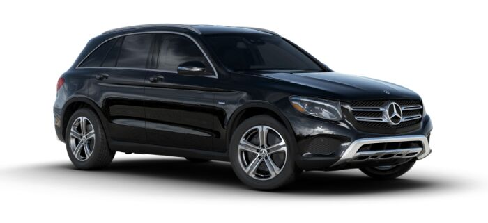 New 2019 Mercedes-Benz GLC 350e 4MATIC® SUV