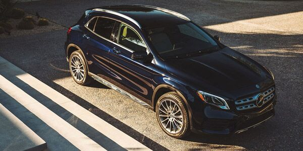 Why buy your new 2018 Mercedes-Benz GLA from Loeber Mercedes in Chicago, IL