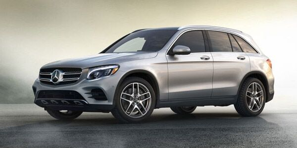 New Mercedes-Benz GLC SUV in Chicago, IL